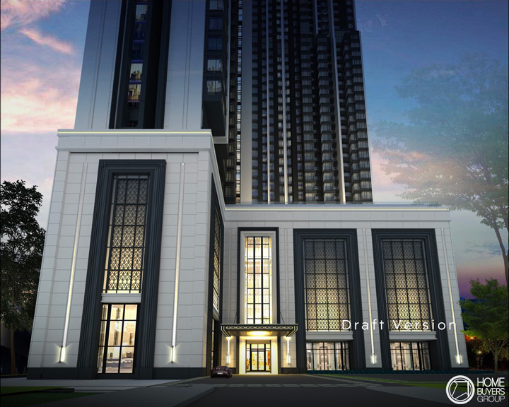 (Unit for Sale!) The Address Siam - Ratchatewi / Crafted For Elites / High floor