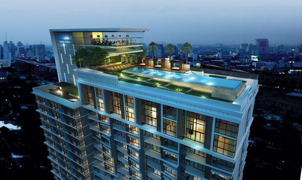 Sell Centric Sathorn-St.louis 1 Bed 37.33sqm