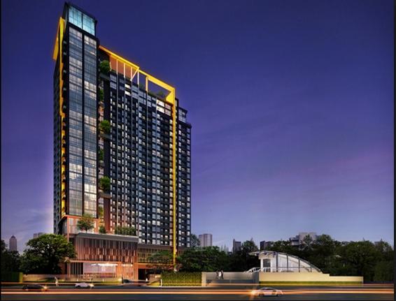 ขายคอนโดลาดพร้าว เซ็นทรัลลาดพร้าว : Condo for sale Ratchada-Ladprao near MRT