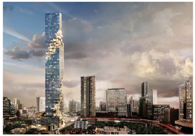 For SaleCondoSathorn, Narathiwat : The Ritz Carlton MahaNakhon Residence Area 305.98 Sq.m 4 bed 5 bath price 161 MB