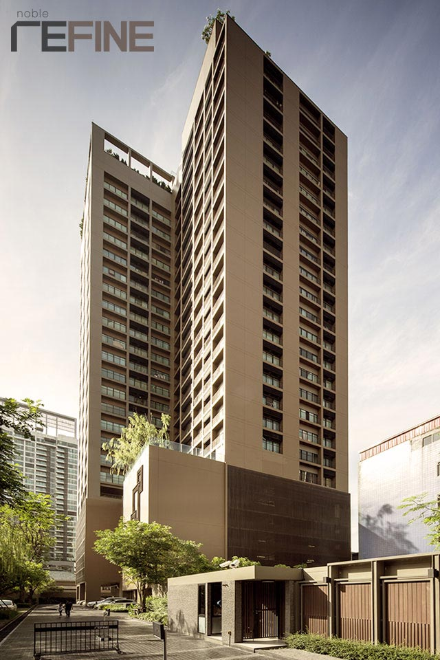ด่วนให้เช่า  Noble Refine Sukhumvit26 / 1bedroom / 51 sqm / Floor 10+