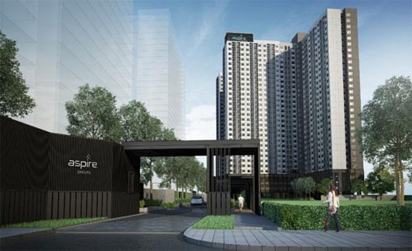 For SaleCondoSamrong, Samut Prakan : Aspire Erawan Prime 1 bed Price: 1,790,000 MB.⚡Tel / ID Line:: 0990950009