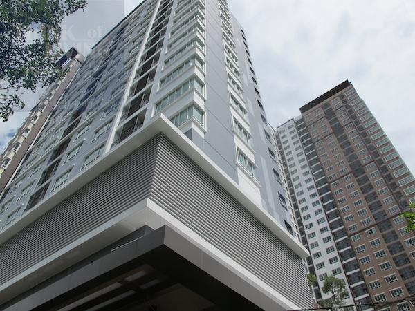 ขายคอนโดเดอะทรัสต์ พระราม3 ชั้น28 วิวสวย ห้องสวยมาก ตกแต่งพร้อมอยู่  ราคาเพียง2.3ล้าน