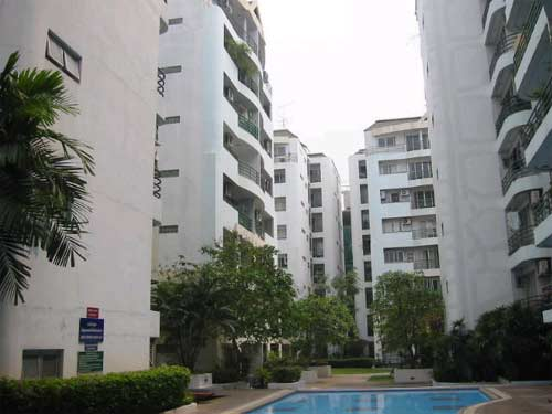 Waterford Sukhumvit 50 condominium / 2 bedrooms / 86 sqm / Floor 8
