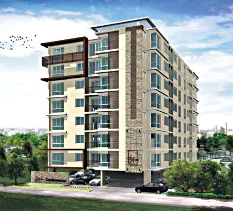 ขายคอนโดอารีย์ อนุสาวรีย์ : ขาย The Aree condominium อารีย์ซอย 4 ห้อง1นอนขนาด 45ตร.ม ราคาเพียง 4.35ล้าน