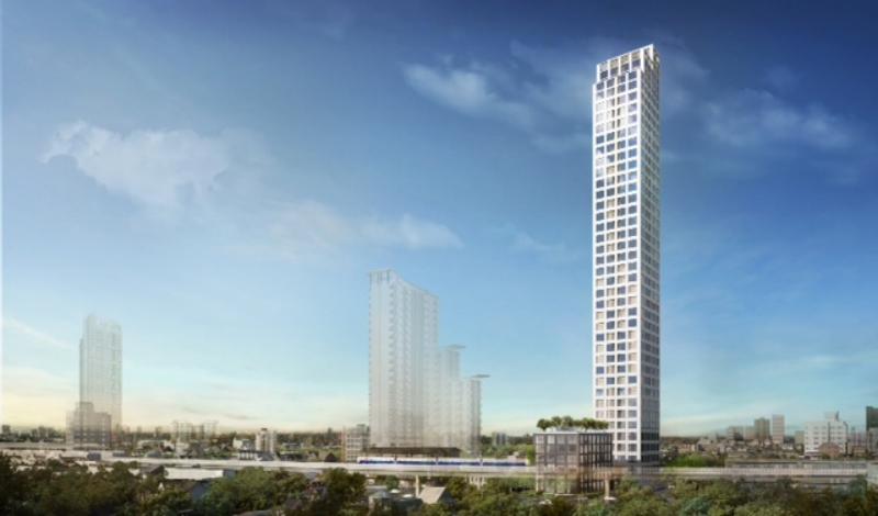 ขายคอนโดอ่อนนุช อุดมสุข : [Best Price!] SIAMESE Sukhumvit 48 / 1 bedroom (Duplex) / Beyond Residential Facilities