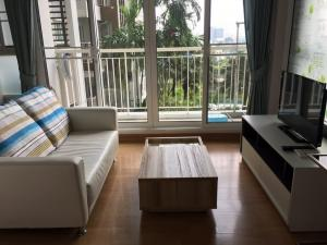 For SaleCondoThaphra, Wutthakat : Sell / rent 1 bed, 10th floor, position 17, Parkland Grand Taksin
