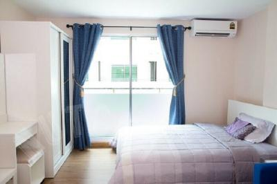 For RentCondoRangsit, Patumtani : For rent, Plum Condo, Rangsit University, Ake university, fully furnished, ready to move in