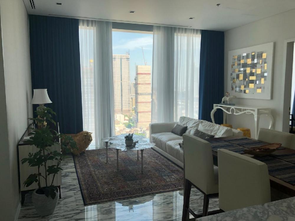 """ขายคอนโดสาทร นราธิวาส : Sell """"The Ritz Carlton Residence"""" 2bed 148sqm 60.3mil Call: Am 0849429988 Line: 0656199198"""