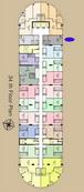 """ขายคอนโดเสรีไทย-นิด้า : ขายห้องสตูดิโอ สภาพดีมาก ชั้น34 """"ตะวันออก"""" 32ตรม มีระเบียงออกได้ 2.5ล"""