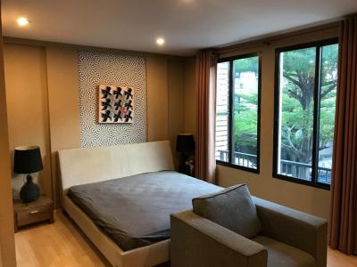 For RentTownhouseKaset Nawamin,Ladplakao : (Owner) Rent 3-story townhome Areeya Mova Areeya Mova Kaset-Nawamin, Lat Pla Khao, fully furnished, Ramintra, Phahonyothin, Lat Phrao, Wang Hin