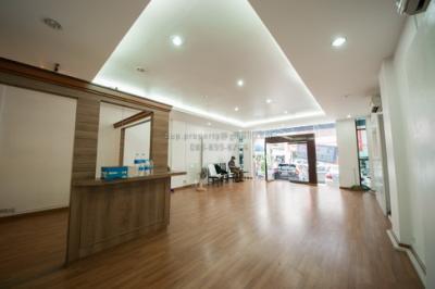 For SaleShophouseLadprao101, The Mall Bang Kapi : ขายอาคารพาณิชย์ 5ชั้น พร้อมผู้เช่า ลาดพร้าว101 โครงการวิสุทธานี สภาพดี ตกแต่งแล้ว ติดสถานีรถไฟฟ้าสีเหลือง