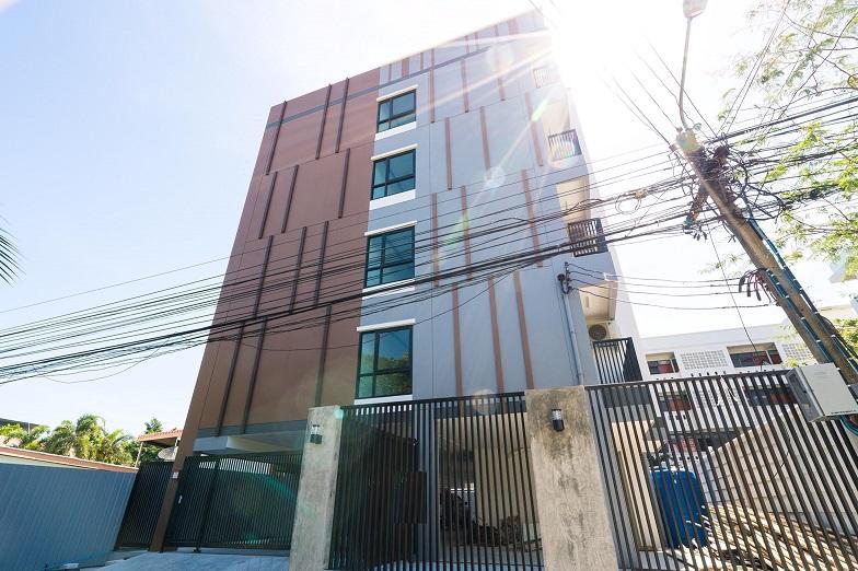 ขายตึกแถว อาคารพาณิชย์ลาดพร้าว71 โชคชัย4 : ขายอพาร์ทเม้นท์ใหม่5ชั้นซอยลาดพร้าว71ใกล้เลียบด่วนรามอินทรา