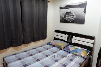 For RentCondoKaset Nawamin,Ladplakao : For Rent 1 Bedroom - Condo Lumpini Ram Inthra - Lat Pla Khao, Phase 2, fully furnished