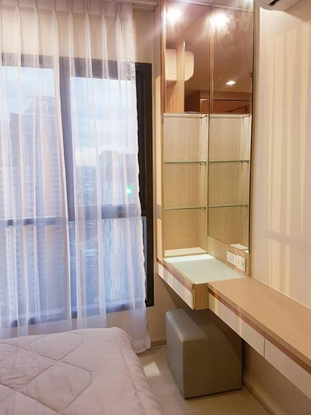 FOR RENT!  Life Sukhumvit 48 (FL.28)