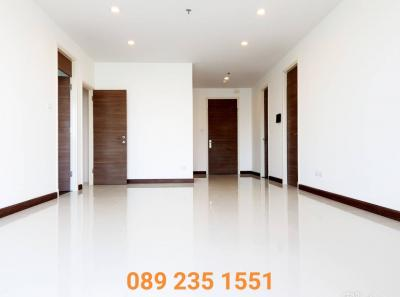 For SaleCondoRama3 (Riverside),Satupadit : Urgent sale !!! 2 bedrooms with high floor, Supalai Prima Riva, view of Bang Krachao River