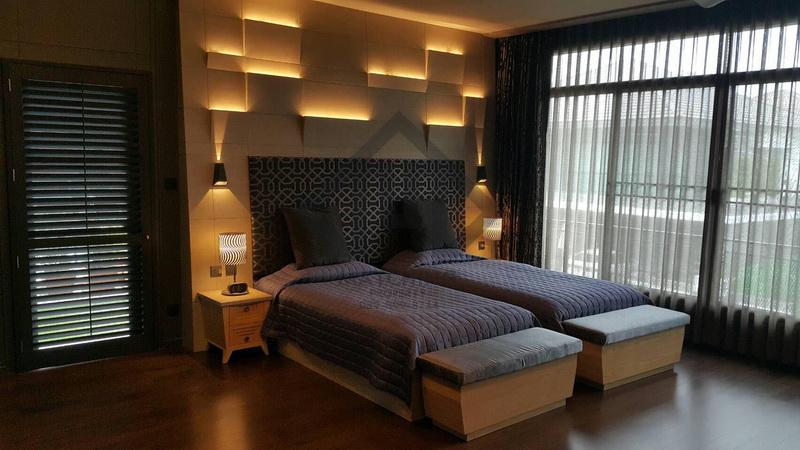 ขายบ้านลาดพร้าว101 แฮปปี้แลนด์ : ขาย บ้านเศรษฐสิริ (กรุงเทพกรีฑา) 111ตรวา 4 นอน แต่งเต็มสไตล์ยุโรป เฟอร์ครบ พร้อมอยู่