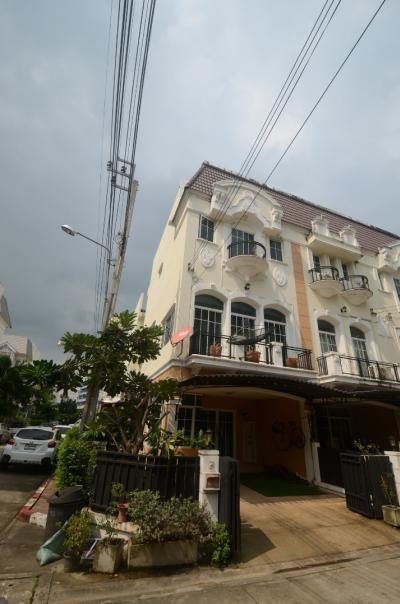 บ้านโครงการ เดอะเมทโทรพระราม 9(The Metro Rama 9)
