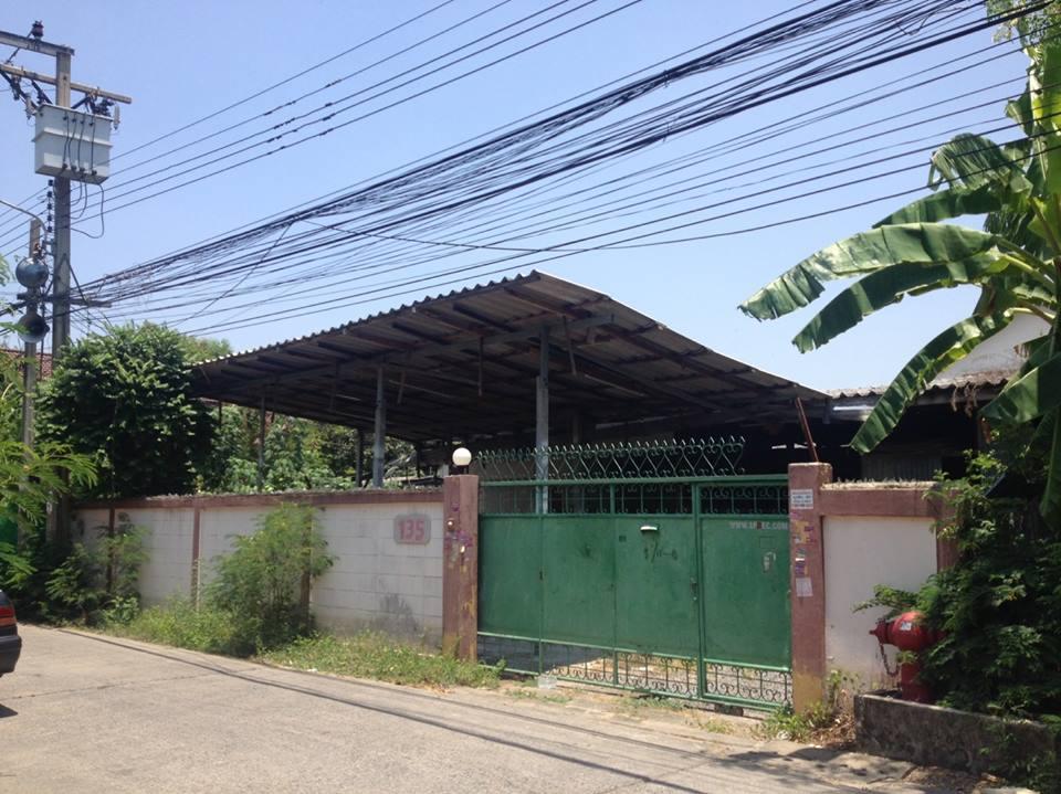 For SaleLandNawamin, Ramindra : Land for sale 103 square wah, Soi 14 Phraya Suren, Ramindra Road 109, Bang Chan, Khlong Sam Wa