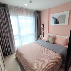 For RentCondoRangsit, Thammasat, Patumtani : New room for rent, CAVE Condo, Rangsit, near Bangkok University (100 meters) Convenient transportation, fully furnished