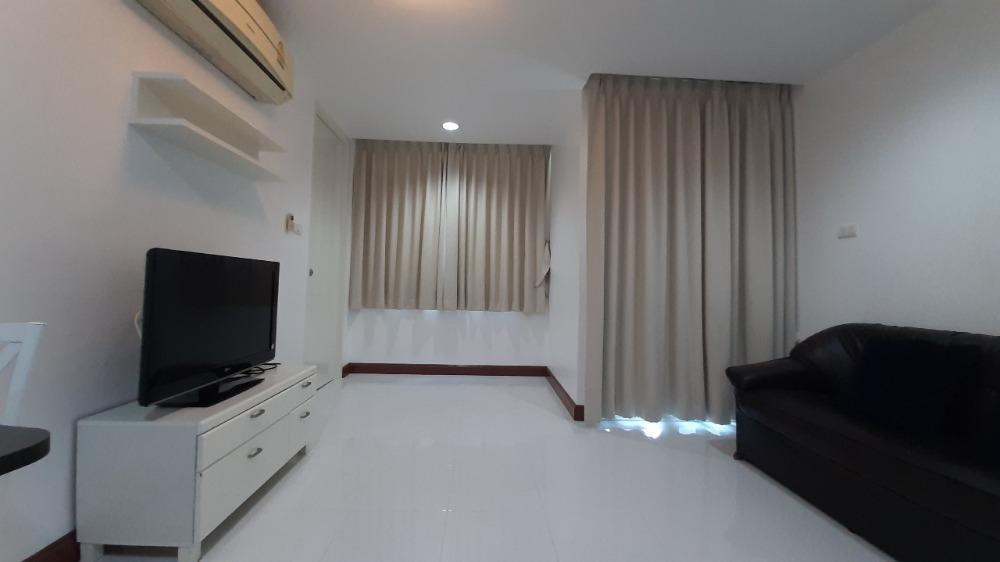 For RentCondoYothinpattana,CDC : For rent JW Boulevard Srivara (JW Boulevard Srivara) - Room size 58 sq.m., 2nd floor - 2 bedrooms, 2 bathrooms, open kitchen, rent 15,000 baht / month