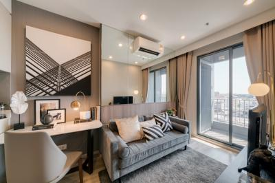 For SaleCondoOnnut, Udomsuk : Cell post ideo mobi 66 urgent sale 1 bedroom 4.79 million good price, only one room at this price.