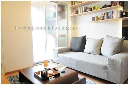 เช่าคอนโดอ่อนนุช อุดมสุข : ห้องสวย ให้เช่าด่วน!! U delight OnNut Nice decorate For rent !! BTS อ่อนนุช 700ม.