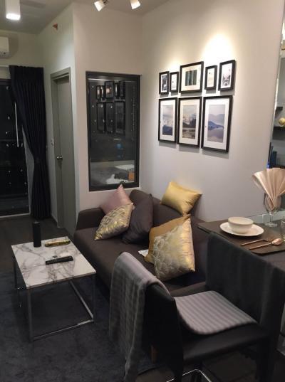 For RentCondoOnnut, Udomsuk : For rent, Condo Ideo Sukhumvit 93, 35 sq.m., 1 bedroom, 1 bathroom, price 17,000 baht / month: 095-9571441.
