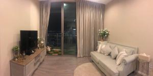 เช่าคอนโดบางซื่อ วงศ์สว่าง เตาปูน : Condo For rent! 333 Riverside 1 bedroom River View High floor Fully Furnished 21,000 Baht/Month