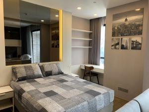 เช่าคอนโดสยาม จุฬา สามย่าน : ให้เช่าคอนโดแอชตัน จุฬา-สีลม 1 ห้องนอน 34 ตร.ม. ชั้น 38