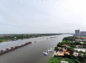 For SaleCondoRattanathibet, Sanambinna : ขายดาวน์ Politan Aqua ทิศเหนือ วิวแม่น้ำ ตำแหน่ง 08, 10, 20 เท่าทุน ถึง บวกน้อย