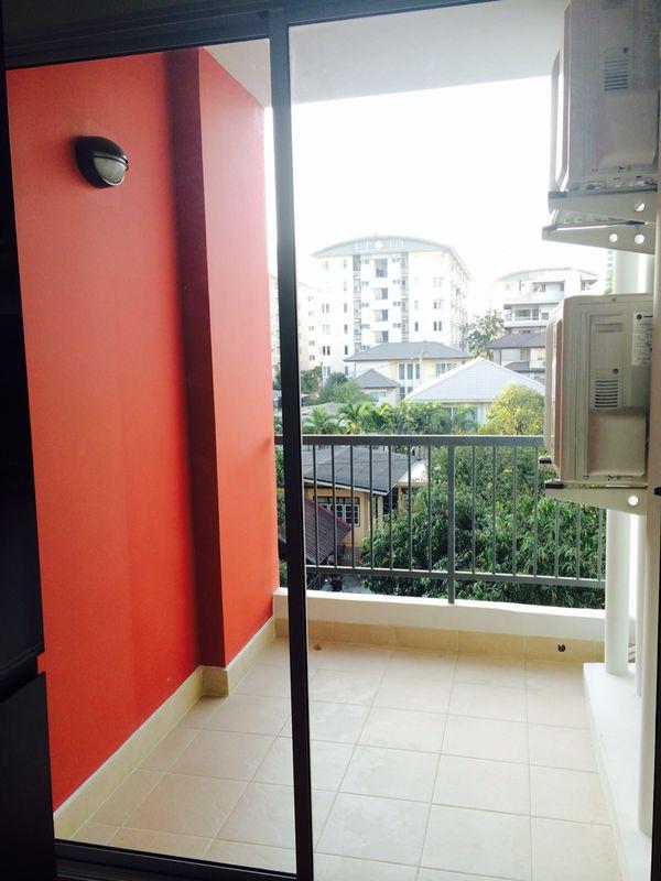 For RentCondoRatchadapisek, Huaikwang, Suttisan : For rent Supalai City Resort Ratchada-Huaykwang