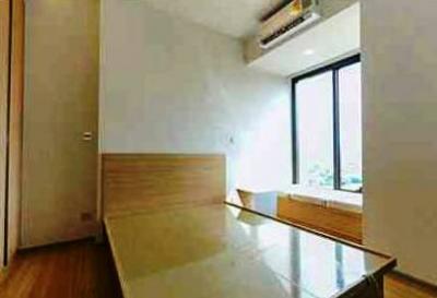 ขายด่วนมาก  ราคาดี โครงการ M จตุจักร  อาคาร B ชั้นสูง 1 ห้องนอน พื้นที่ 32 ตรม.ทิศใต้