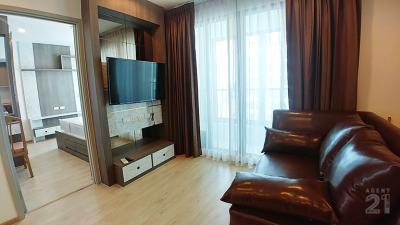 เช่าคอนโดท่าพระ ตลาดพลู : ให้เช่า – 2 ห้องนอน บิ้วสวยทั้งห้อง ใกล้ BTS ที่ ไอดิโอ วุฒากาศ