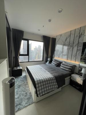 For SaleCondoRama9, RCA, Petchaburi : Sale Life Asoke, size 29 sqm., 1 bedrooms, 1 bathrooms, ready to move in, sell 4.65 million.