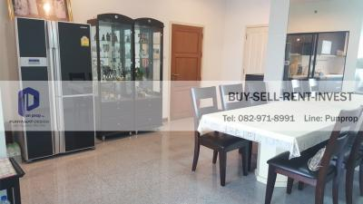 For RentCondoRama3 (Riverside),Satupadit : For rent! Supalai Premier Ratchada-Narathiwat-Sathorn, 3 bedrooms, Penthouse, corner unit, river view