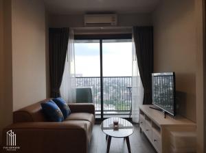 For RentCondoLadprao, Central Ladprao : Condo for RENT *** Whizdom Avenue Ratchada-Ladprao *** ชั้นสูง 20+ วิวดีมากๆ ห้องสวย ตกแต่งดี เฟอร์ครบ พร้อมเข้าอยู่ @16,000 Baht