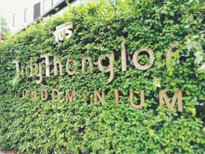ให้เช่า Tidy Thonglor สุขุมวิท 55 (ซอยทองหล่อ 17) ชั้น 7 พื้นที่ 40.72 ตรม. วิวสวย ไม่บล็อค