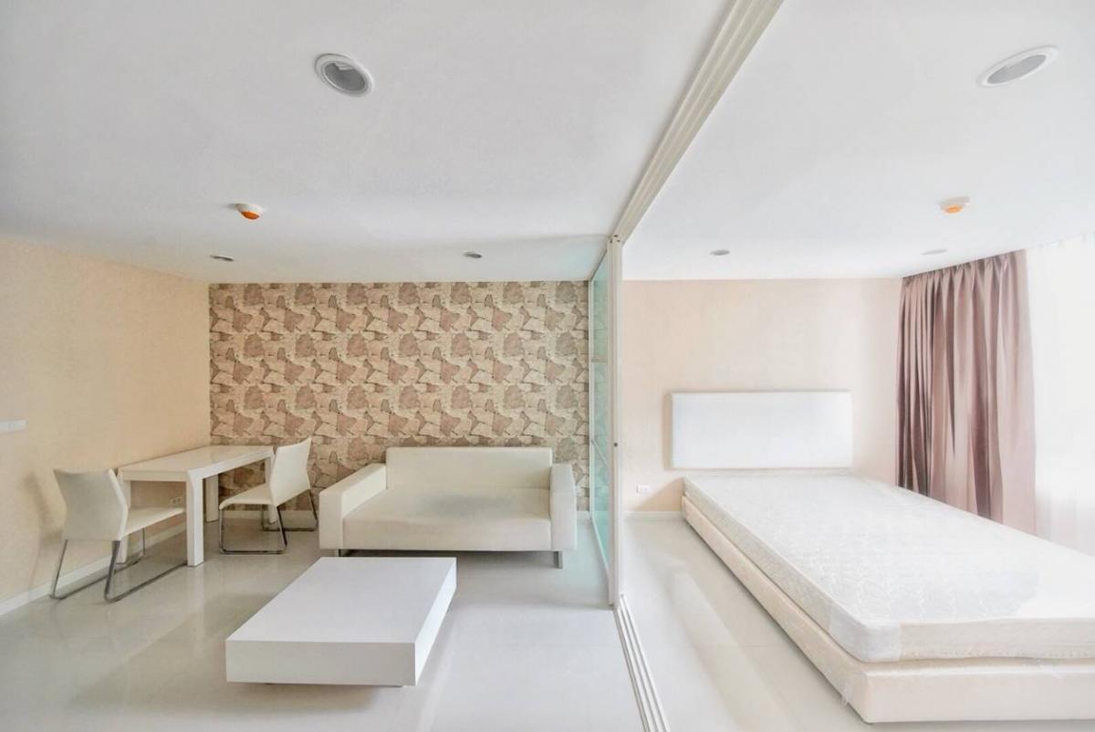 เช่าคอนโดพัฒนาการ ศรีนครินทร์ : ให้เช่า 1 ห้องนอนอย่างงาม