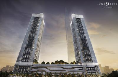 ขายคอนโดพระราม 9 เพชรบุรีตัดใหม่ : Condo One9Five Asoke-Rama 9 โควต้าต่างชาติ-ไทย สตูดิโอ-3 ห้องนอน และ 2 ห้องนอน 55 ตร.ม เริ่มต้น 6.29 ล้าน