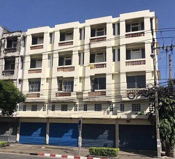 ขายตึกแถว อาคารพาณิชย์ลาดกระบัง สุวรรณภูมิ : ขายอาคารพาณิชย์ 4 คูหา 4.5 ชั้นซอยเฉลิมพระเกียรติประเวศ
