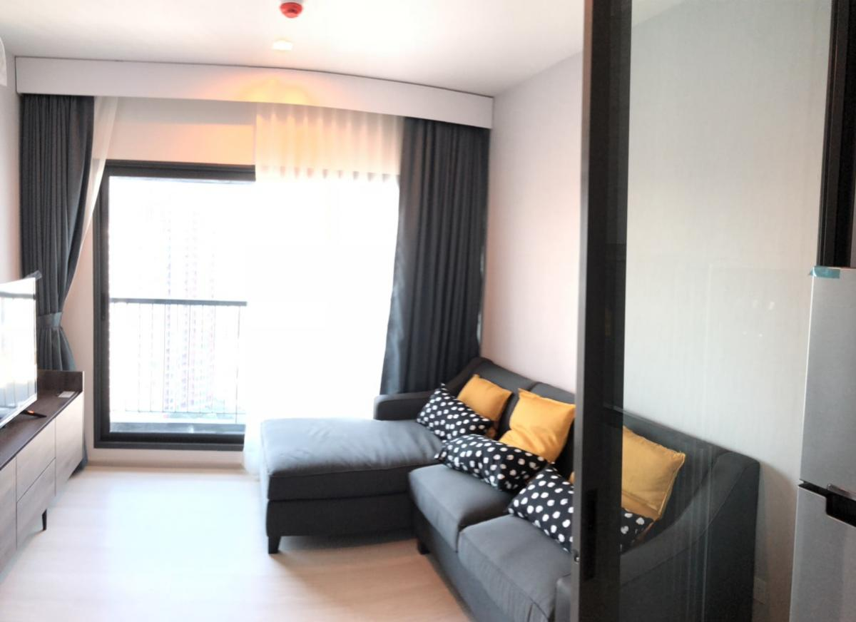 For RentCondoOnnut, Udomsuk : 1 bed plus size 39sqm for rent 27th floor for rent 25000