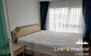 For RentCondoBang Sue, Wong Sawang : Rare Unit! Condo for rent, next to Bang Son MRT station, 2 bedrooms, 57 sqm., 270 degree view, best location in the project All electrical appliances With a front-loading washing machine Can reserve first