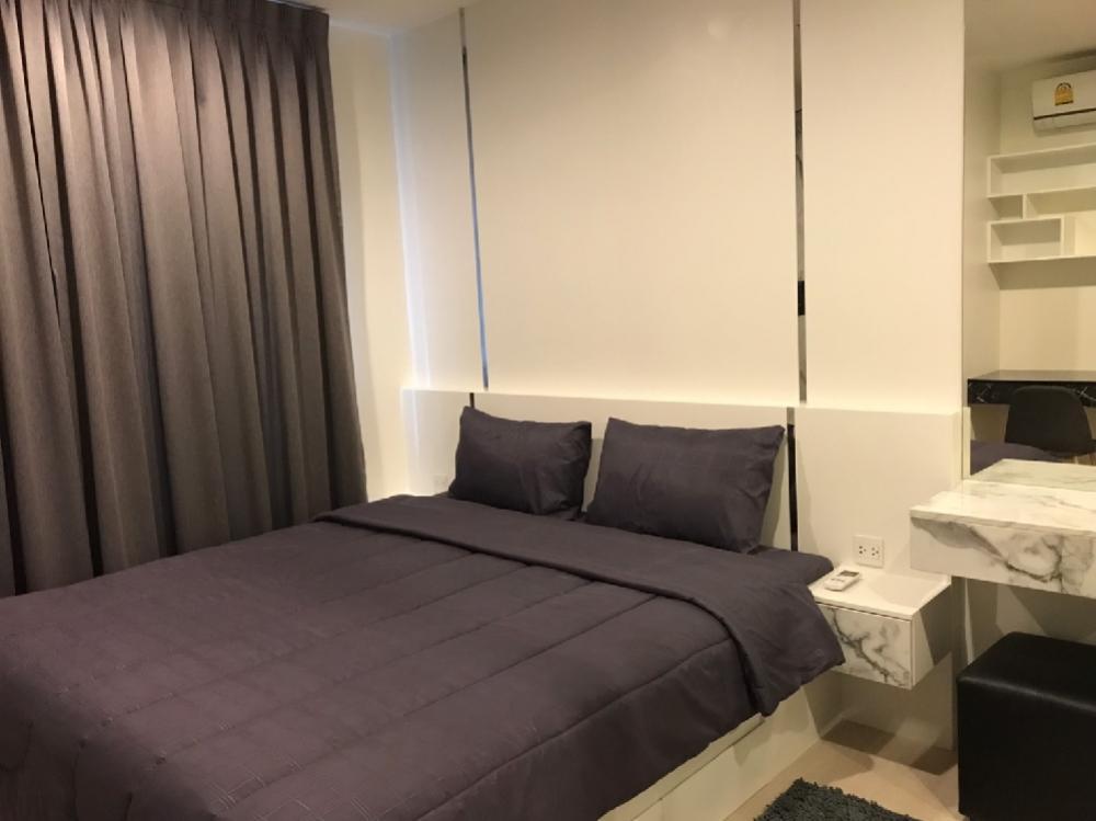 เช่าคอนโดพระราม 9 เพชรบุรีตัดใหม่ : ให้เช่าคอนโด Life Asoke ขนาด 30 ตร.ม 1ห้องนอน 1ห้องน้ำ ราคา 18,500/เดือน Contact : 095-9571441