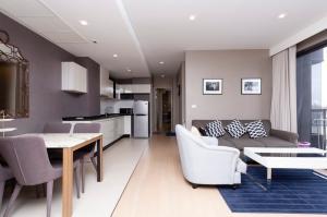 For SaleCondoSukhumvit, Asoke, Thonglor : HQ Thonglor For Sale 2 bedroom + Bathtub 093-969-3924