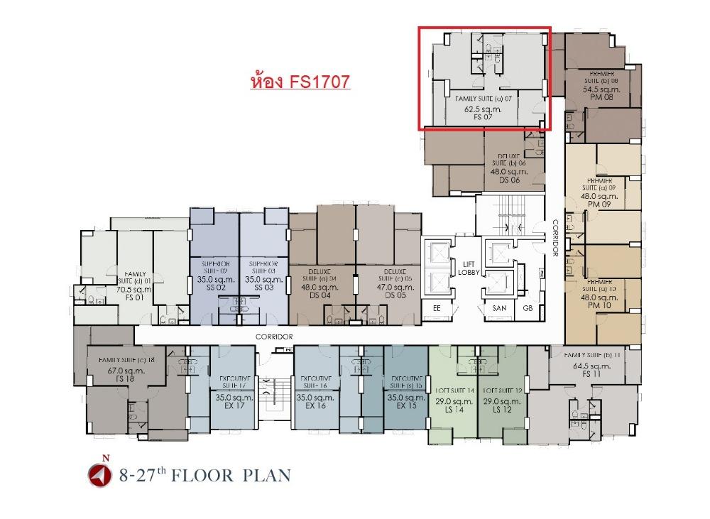 Sale DownCondoWongwianyai, Charoennakor : (Owner Post) Supalai Loft Prajadhipok- Wongwian Yai 2BR. 2Bath Corner Room & Pool Side!