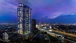 For RentCondoThaphra, Wutthakat : Condo for RENT *** Whizdom Station Ratchada Thapra *** Don't miss it!!! High floor, good view, beautiful decoration, fully furnished, ready to move in @15,000 Baht