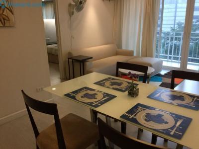 For SaleCondoWongwianyai, Charoennakor : Sell & rent 2bed / bath 5th floor Bldg B Pool view the owner