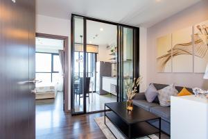 For SaleCondoOnnut, Udomsuk : For sale The Base Park West Sukhumvit 77 1 bedroom, nice room, high floor