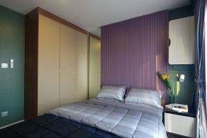 For RentCondoRangsit, Patumtani : For rent Kave Condo 2 bedrooms, Building B, opposite Bangkok University